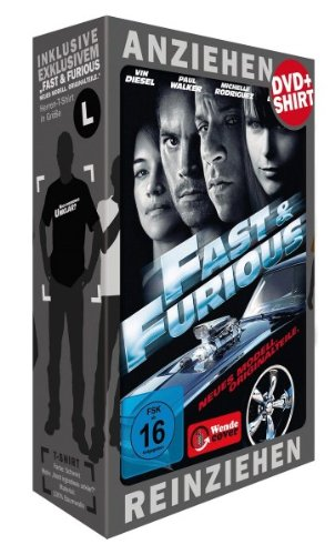 Fast & Furious - Neues Modell. Originalteile (T-Shirt Edition)