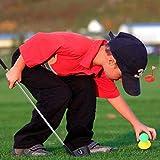 Shhjjyp Sistema del Juguete del Golf del Niño Juguete De Los Deportes del Golf De 10Pcs Niños para El Entretenimiento Al Aire Libre De La Educación Preescolar