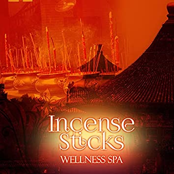 Incense Sticks – Wellness Spa Music, Bath Time, Oriental Massage with Pure Nature Sounds, Ayurveda, Aromatherapy, Relax in Tub with Bubbles