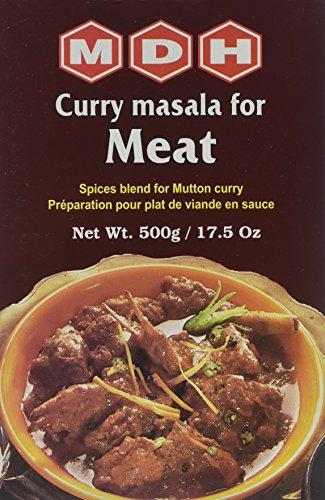 MDH ミートカレーマサラ 500g 1箱 Meat curry masala スパイス ハーブ 香辛料 調味料 ミックススパイス 業務用