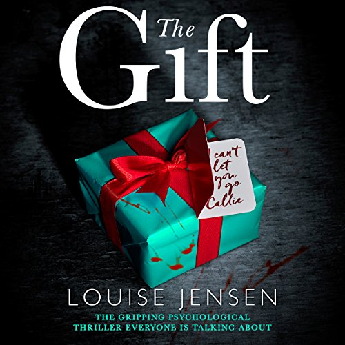 The Gift     The Gripping Psychological Thriller Everyone Is Talking About              By:                                                                                                                                 Louise Jensen                               Narrated by:                                                                                                                                 Jasmine Blackborow                      Length: 9 hrs and 20 mins     343 ratings     Overall 4.1
