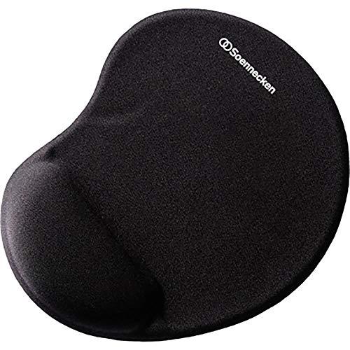 Soennecken Mousepad 3784 Memory Foam schwarz (3784)