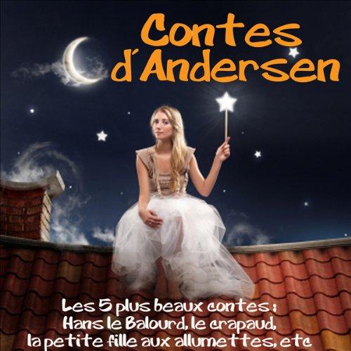 Les 5 plus beaux contes d'Andersen audiobook cover art