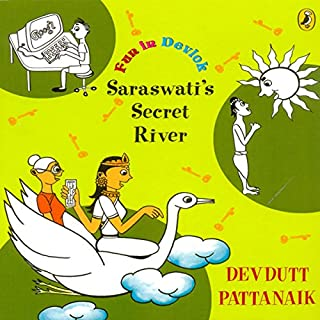 Saraswati's Secret River cover art