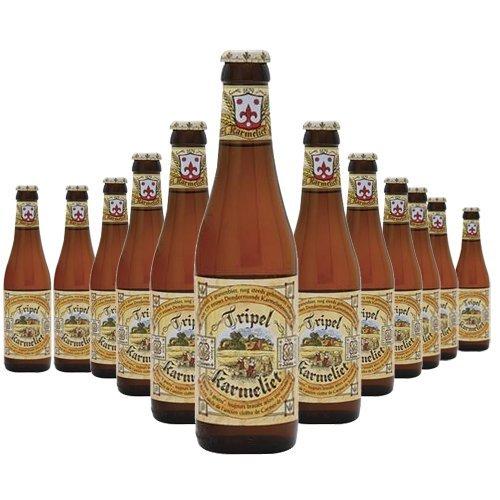 Tripel Karmeliet 8,5% Vol Bier aus Belgien (12 oder 24 flaschen) (24)