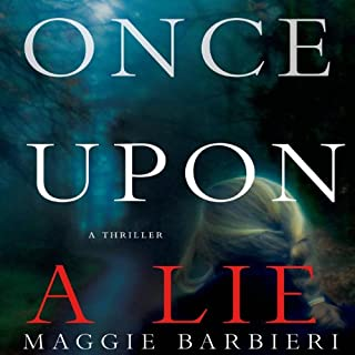 Once Upon a Lie audiobook cover art