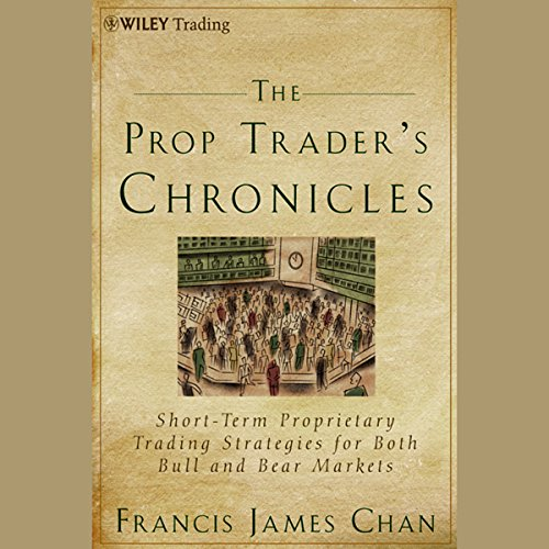 The Prop Trader's Chronicles cover art