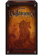 Ravensburger 26889 Disney Villainous Evil Comes Prepared, Versione Italiana, Light Strategy and Family Game, 2-3 Giocatori, Età Consigliata 10+