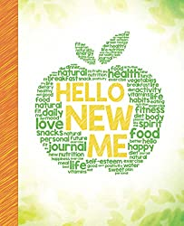 hello new me, healthy family tips tracker journal
