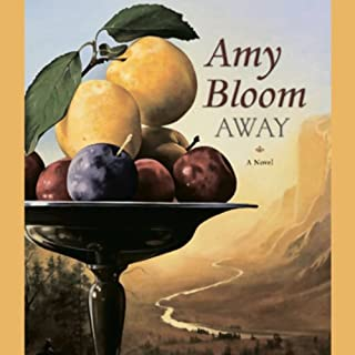 Away audiobook cover art