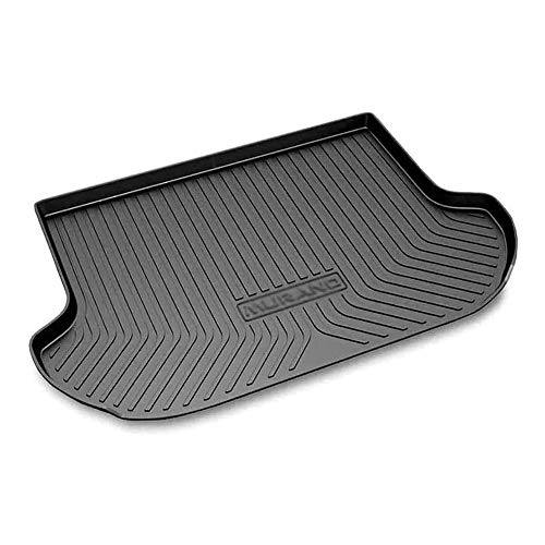 Coche Alfombrillas Maletero Alfombrilla Antideslizante, para Nissan Murano 2015-2020 Impermeable Maletero Trasero Alfombra Protection Accesorios