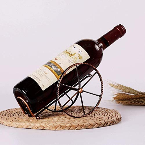 Wine Rack Living Room van het smeedijzer opslag Rack wijnrek Decoratie vertoningsrek Wijnkast Decoratie Rack Portugees rek van de wijn WKY