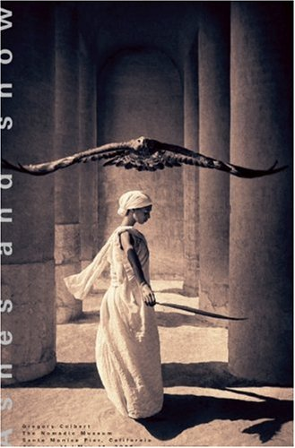 Eagle with dancer Santa Monica exhibition (standard poster) (Ashes and Snow Posters)