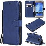 YYhin Phone Case Housse pour Coque Samsung Galaxy J7(2016)/J710(5.5') - Fermeture magnétique Fentes...