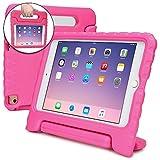Cooper Cases DYNAMO 子供 ケース 【 iPad mini5 / mini4 】 軽量 無毒性EVA ハンドル 耐衝撃 (ピンク)