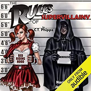 The Rules of Supervillainy cover art
