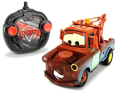 Dickie Toys 203084008 - RC Cars 3 Turbo Racer Hook Mater, RC-Fahrzeug, ferngesteuertes Auto, 1:24, 17cm