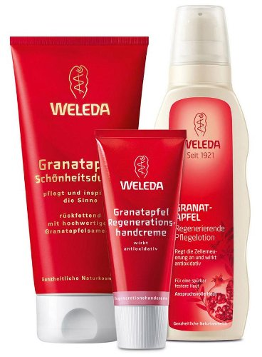 Weleda Granatapfel Regenerations-Set