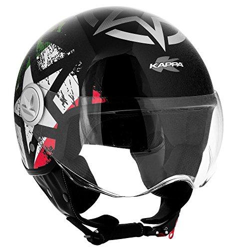 Kappa Helm KV20 Dekor Italy XS