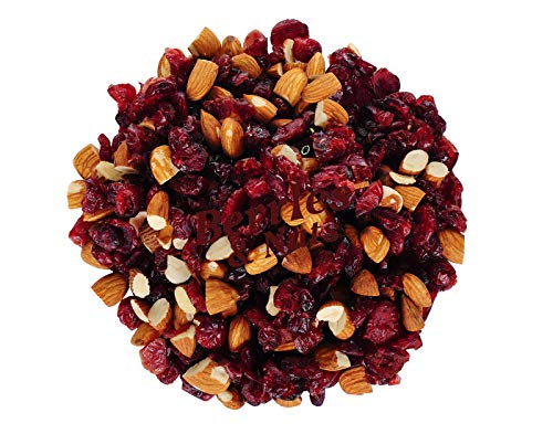 Berries And Nuts Cranberry & Almonds Trail Mix | Healthy Blend, Antioxidant Rich | 400 Grams
