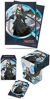 BUNDLE: Magic: the Gathering - Kaladesh - Nissa, Vital Force (Deck Box & 80 Sleeves)