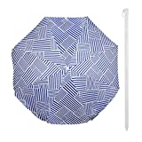 Aktive Parasol de plage, unisexe adulte, 62178, 200 cm