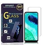 ANNART - Protector de pantalla de cristal templado para Motorola Moto G Pro / G Stylus 6.4' - Transparente