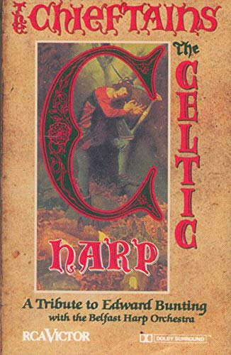 The Chieftains: The Celtic Harp -29648 Cassette Tape