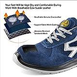 Zoom IMG-1 safetoe scarpe di sicurezza leggere