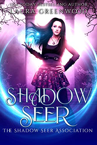 Shadow Seer The Shadow Seer Association Laura Greenwood urban fantasy