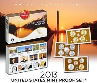 2013 S U.S. Mint Proof Set - 14 Coins - OGP Superb Gem Uncirculated