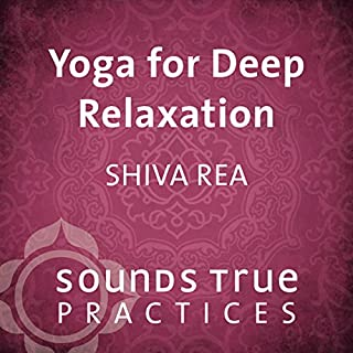 Yoga for Deep Relaxation cover art