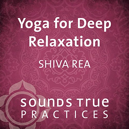 Yoga for Deep Relaxation  audiobook cover art