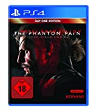 Foto Metal Gear Solid V: The Phantom Pain Day 1 - (FSK 18) (PS4)