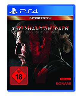 Metal Gear Solid V: The Phantom Pain - Day One Edition – [PlayStation 4] (B00X5V81UW) | Amazon price tracker / tracking, Amazon price history charts, Amazon price watches, Amazon price drop alerts