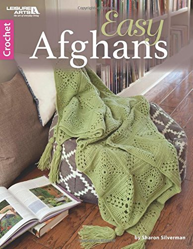 Easy Afghans to Crochet | Leisure Arts (6725)