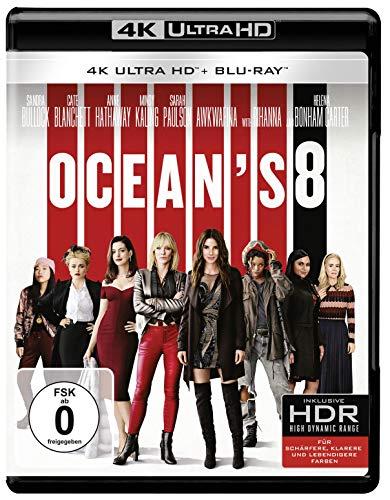 Ocean's 8 (4K Ultra HD) (+ Blu-ray 2D)