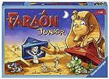 Ravensburger 21447 Faraon Junior, Juego Familiar, Edad Recomendada 5+, 2-4 Jugadores