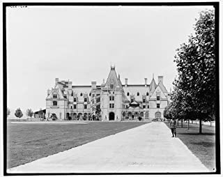 HistoricalFindings Photo: Biltmore House,Estates,mansions,Gardens,Asheville,North Carolina,NC,c1902 1
