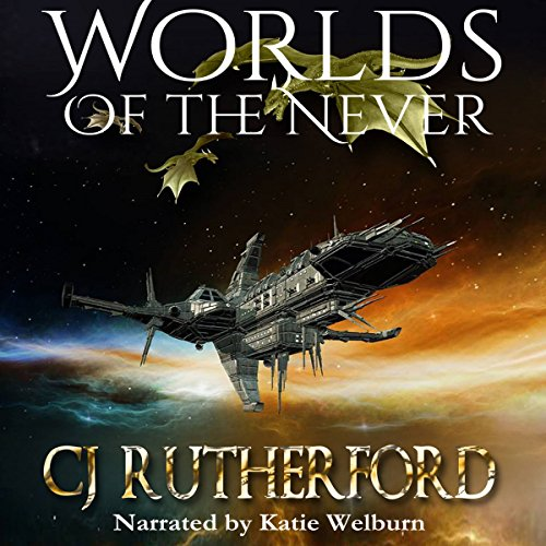 Worlds of the Never audiobook cover art