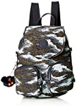 Kipling Firefly Up, Mochilas para Mujer, Multicolor (Dynamic Dots), 22x31x14 cm