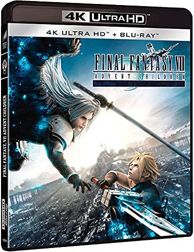 Final Fantasy VII: Advent Children (4K UHD + Blu-ray) [Blu-ray]