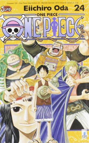One piece. New edition (Vol. 24)