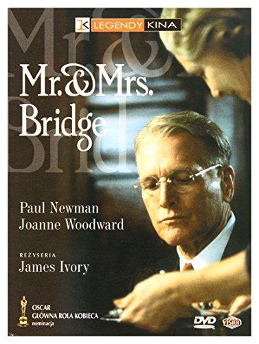 Mr. & Mrs. Bridge (digipack) [DVD] [Region 2] (IMPORT) (Keine deutsche Version)