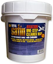 Garry's Royal Satin Aviation ONE Step Cleaner Wax (1 Gallon)