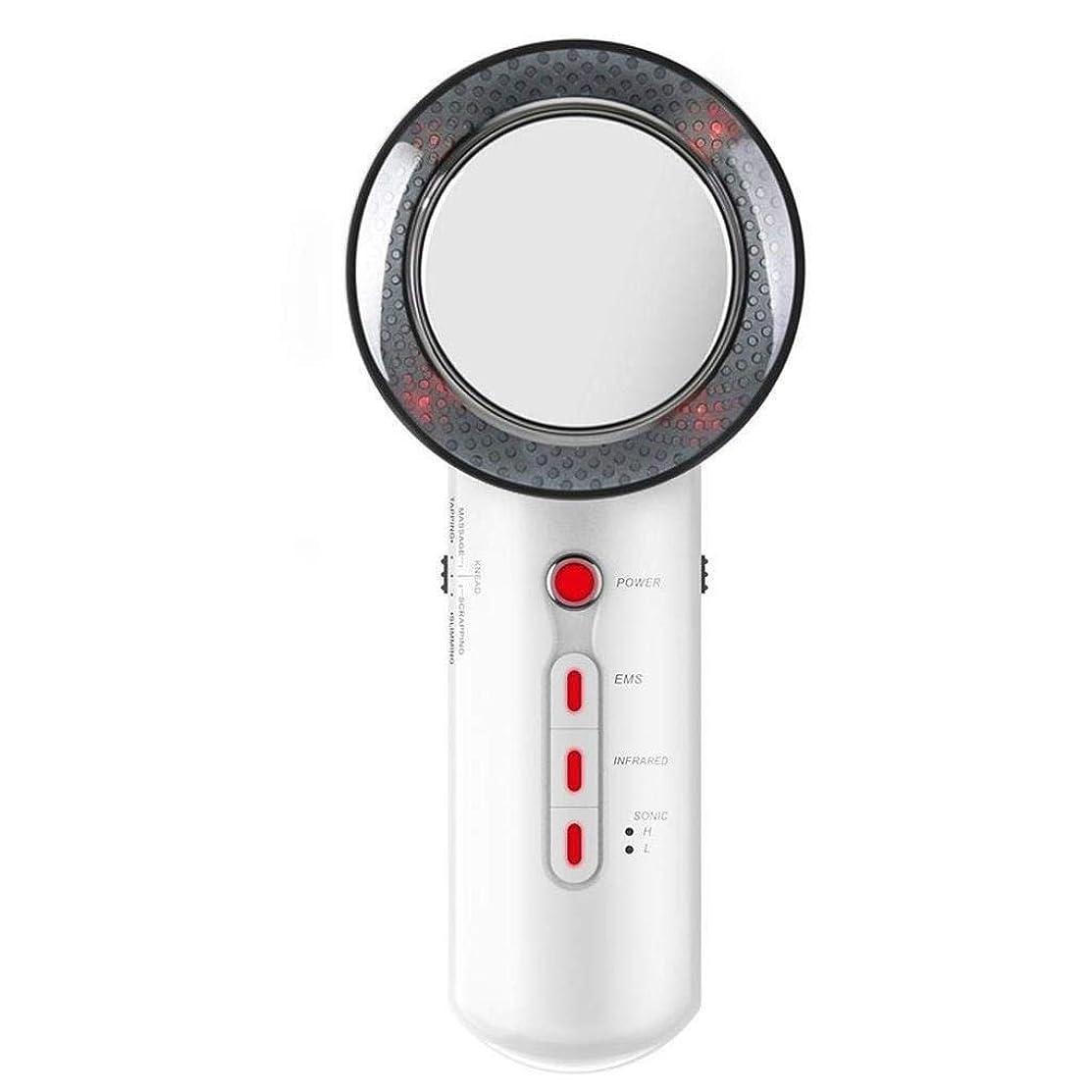 無声でレンディション生セルライト、ボディスリミングマシン-スリーインワンエアポケットEMSボディスリミングマッサージャー、減量機器の削除、顔と体の使用