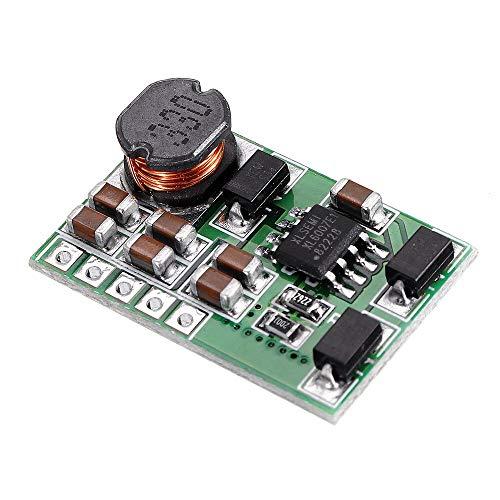 Módulo electrónico DC 3.3-13V a Negativo CC ± 15 V positivo de doble salida de alimentación DC DC Step Up Boost Junta módulo convertidor de voltaje 5pcs Equipo electrónico de alta precisión
