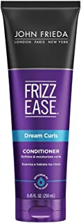 John Frieda Dream Curls Conditioner, 8.45 Fluid Ounce