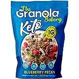 The Granola Bakery Keto Granola   Low Carb Keto Cereal   1g Net Carb   Low Sugar, Keto Nut Granola   Small Batch, Hand Crafted   Blueberry Pecan, 11 Ounces