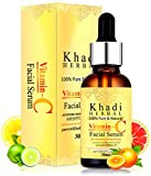 Best Vitamin C Face Serums - khadi Herbal Vitamin C Serum For Face, With Review